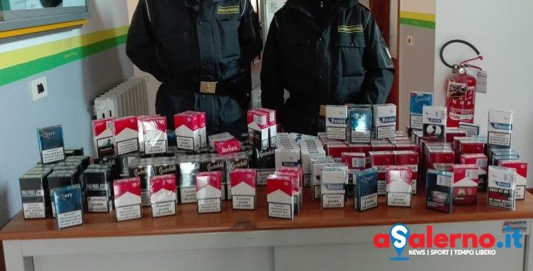 Sigarette di contrabbando in un bar, sequestrate 3 kg e mezzo di bionde - aSalerno.it
