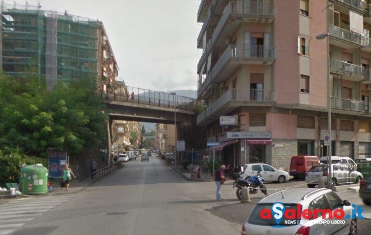Furto con scasso nella notte in via Irno, rubato l'incasso di una parruccheria - aSalerno.it