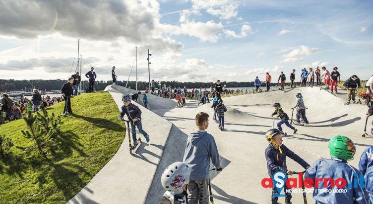 """Uno """"Skate park"""" a Salerno? Si lavora per un progetto - aSalerno.it"""