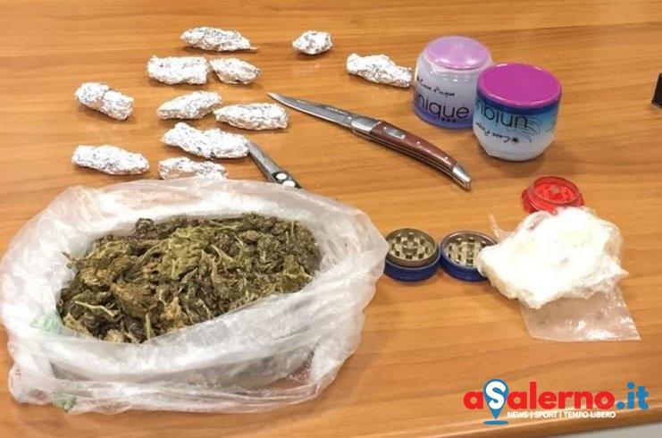 Trovato con 105 grammi di marijuana, bloccato pusher dalla Finanza - aSalerno.it