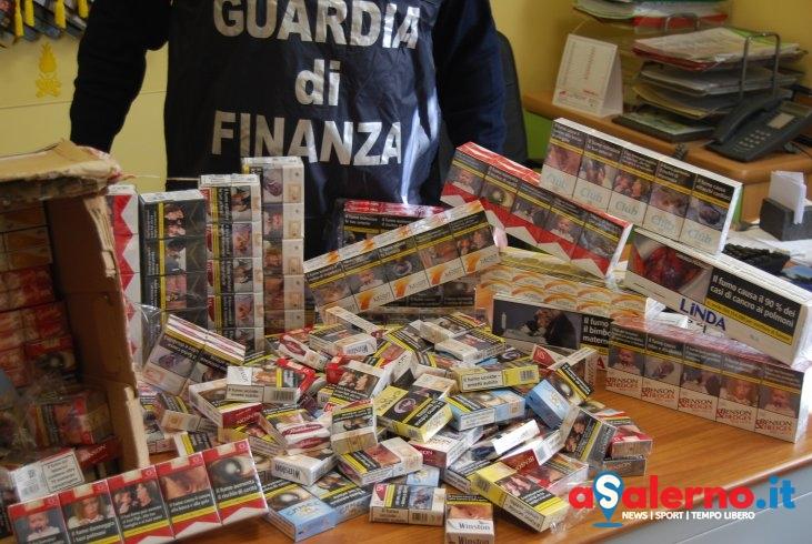 Sequestro di tabacchi nazionali in un bar di Pagani, denunciato il titolare - aSalerno.it