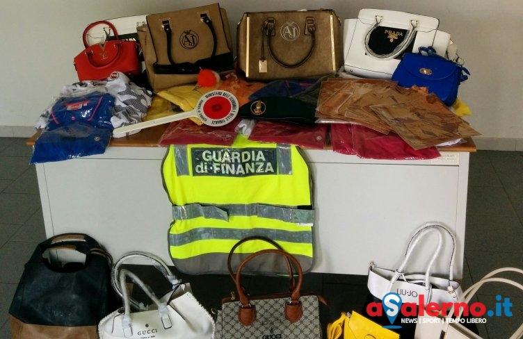 """Gucci e Colmar nei """"mercatini"""", sequestrati oltre 200 capi d'abbigliamento taroccati - aSalerno.it"""