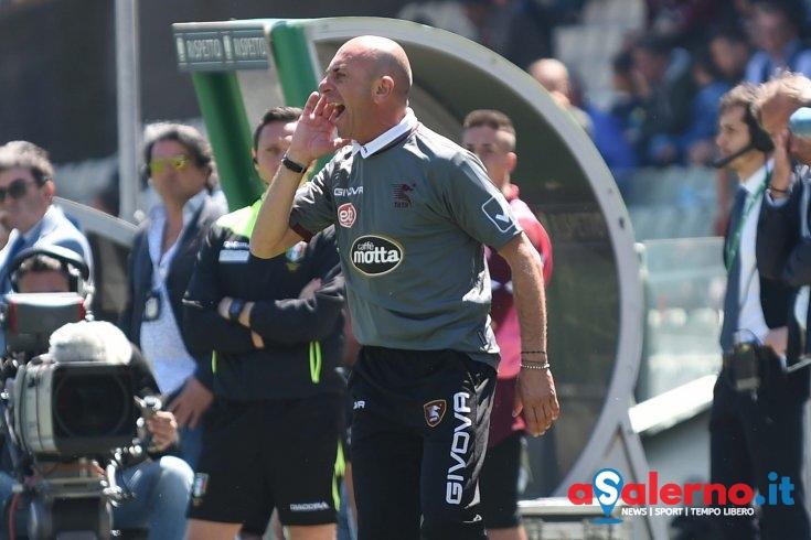 """Bollini:""""Secondo tempo non degno di questa categoria"""" - aSalerno.it"""