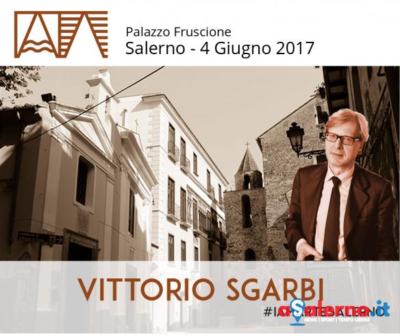 """Tutto pronto per """"Arte Salerno"""", direttore artistico del premio internazionale sarà Sgarbi - aSalerno.it"""