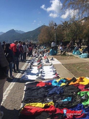Ambulanti abusivi sul Lungomare, pronto esposto alla Procura della Repubblica - aSalerno.it