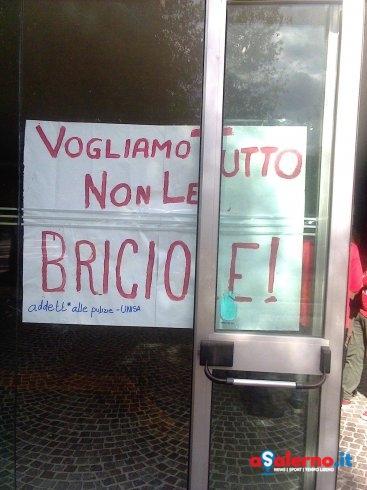 """Lavoratori pulizie dell'Unisa, Sinistra Italiana: """"Vivono sotto la soglia di povertà"""" - aSalerno.it"""