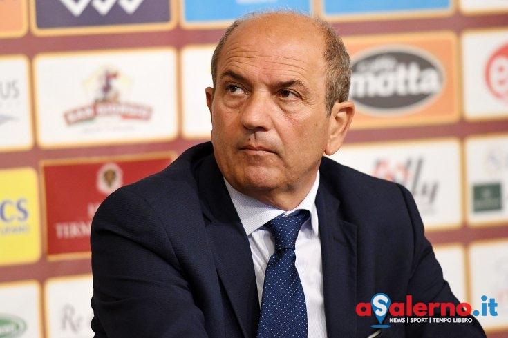 """Fabiani:""""Bicchiere mezzo pieno, col Bari aspetto un grande pubblico"""" - aSalerno.it"""