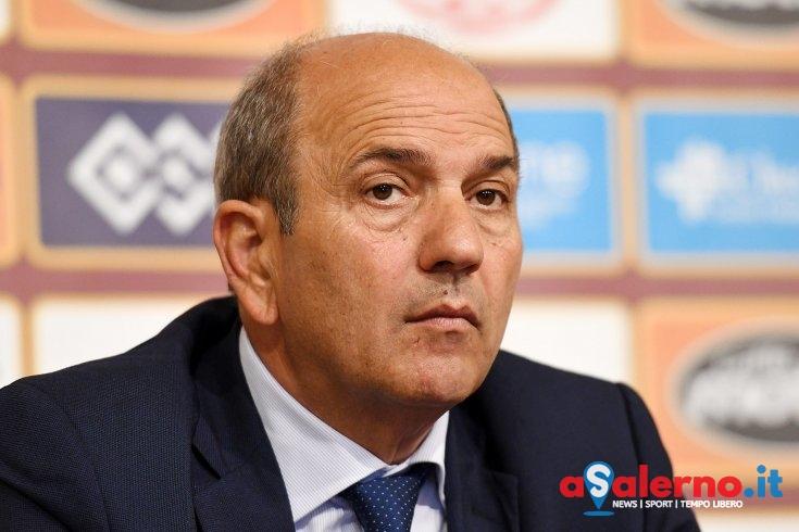 """Fabiani: """"Affronteremo con spensieratezza il finale di campionato"""" - aSalerno.it"""