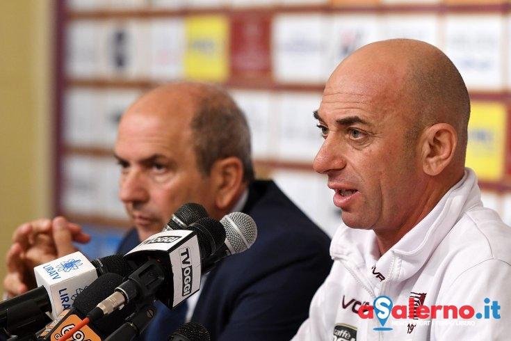 Bollini-Salernitana, slitta la firma: comunicato della società - aSalerno.it