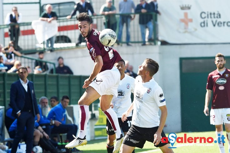 Salernitana, il destino si compie all'Arechi - aSalerno.it
