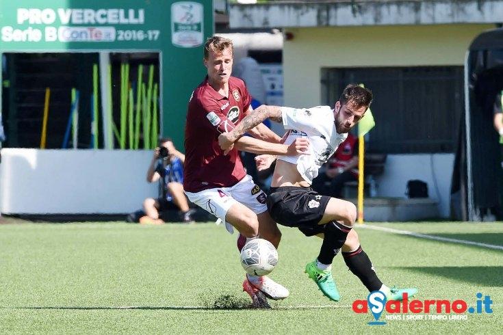 """Bernardini: """"Sono stato contento per essere stato capitano oggi"""" - aSalerno.it"""