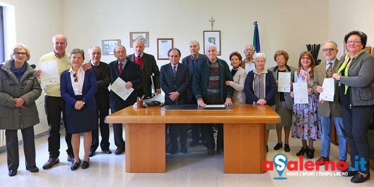 Acerno, Amministrazione Comunale premia villeggianti storici - aSalerno.it