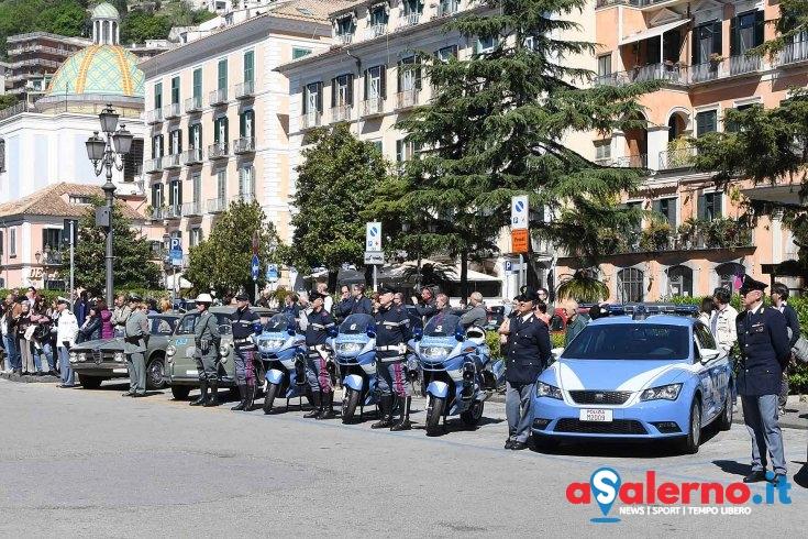 La Polizia di Stato spegne 165 candeline, cerimonia a Salerno – LE FOTO - aSalerno.it