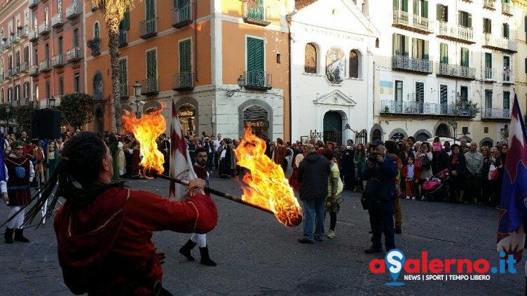 """""""Storia e magia"""" nel centro storico, torna la Fiera del Crocifisso Ritrovato - aSalerno.it"""
