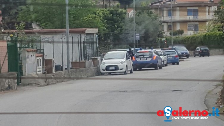 Furti nei rioni collinari: bloccati a Matierno tre georgiani dalla Polizia – FOTO - aSalerno.it