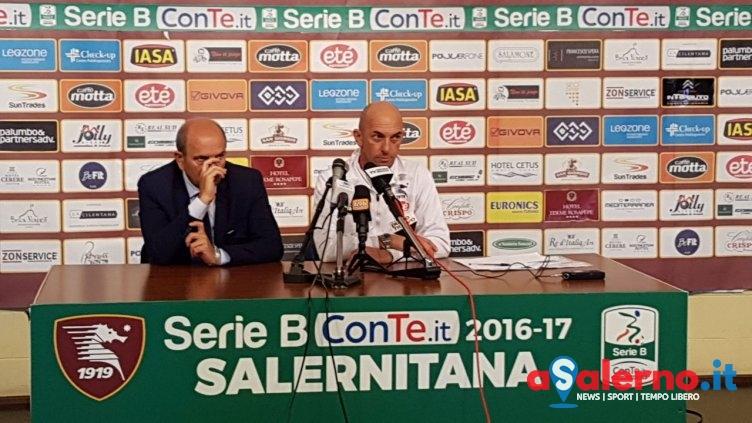 """Bollini rilancia Donnarumma: """"Aveva problema all'anca, ha recuperato. Formazione? Decido domani"""" - aSalerno.it"""