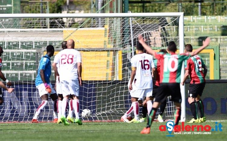 Avenatti pone fine all'imbattibilità granata: 1-0 al primo tempo a Terni - aSalerno.it