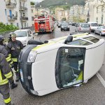 Incidente auto poste (1)