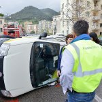 Incidente auto poste (10)