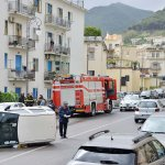 Incidente auto poste (13)