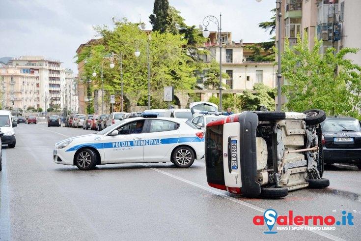 Bollettino da guerra, record a Salerno: nell'ultimo anno una media di 2 incidenti al giorno - aSalerno.it