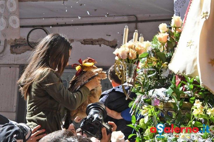 Terminata l'attesa: domani è il giorno della processione della Madonna delle Galline - aSalerno.it