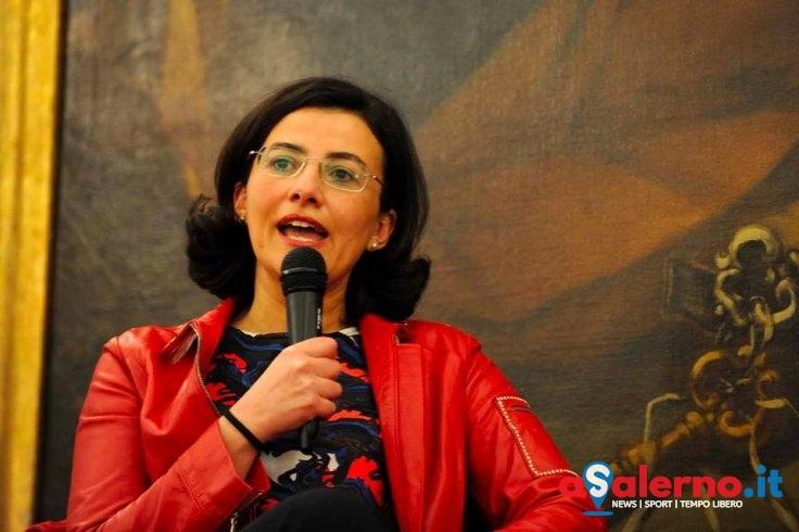 Minniti a Salerno, parla la senatrice Sagges - aSalerno.it
