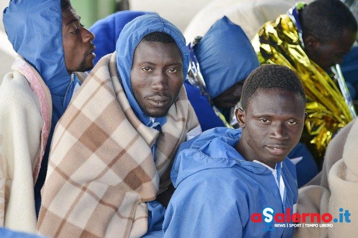 Arrivo dei migranti, cambia orario di sbarco: la nave a Salerno intorno alle 12 - aSalerno.it