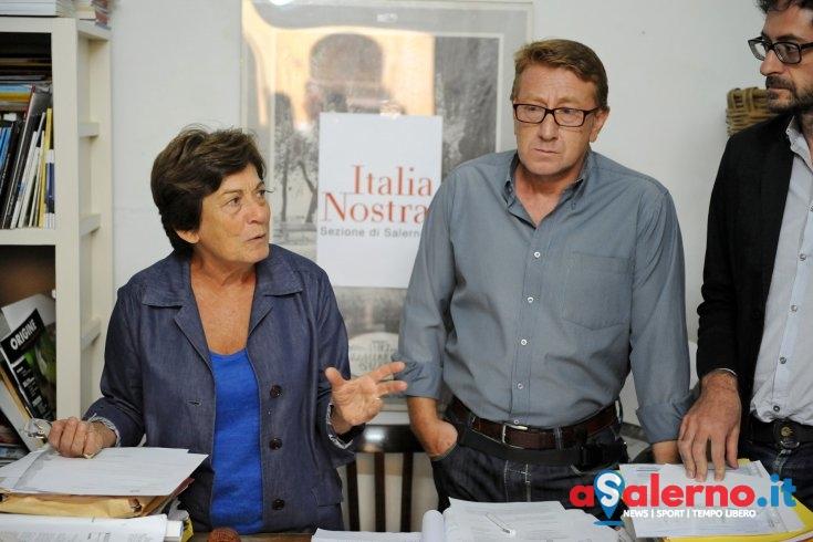 Italia Nostra torna in Procura: chiesto blocco dei lavori del Crescent - aSalerno.it