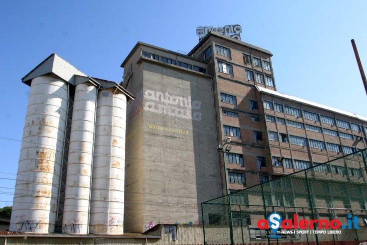 L'ex Pastificio Amato venduto agli imprenditori Aversa e Chianese - aSalerno.it