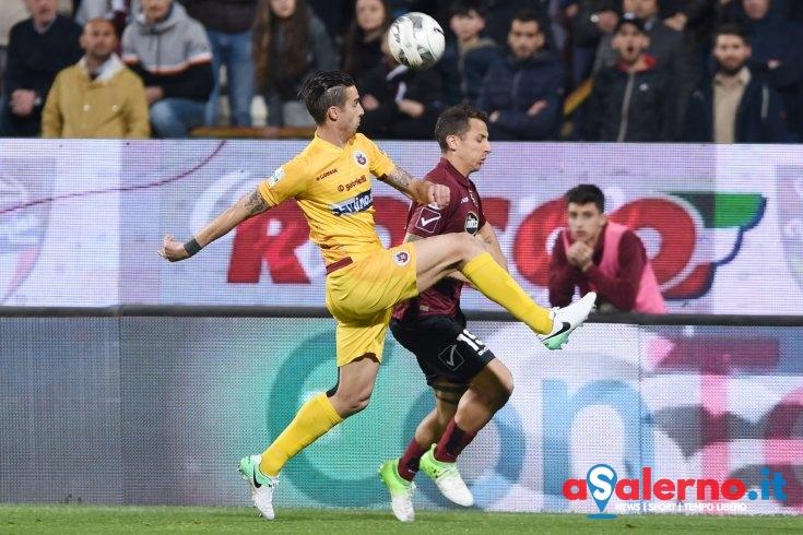 """Improta:""""Prestazione positiva, mi manca il gol"""" - aSalerno.it"""