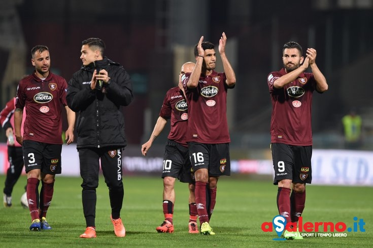 Salernitana: niente cinquina, ma sempre in corsa per i playoff - aSalerno.it