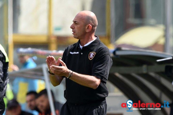 """Bollini: """"Raggiunto primo step, avanti con sana ambizione. Tifosi…"""" - aSalerno.it"""