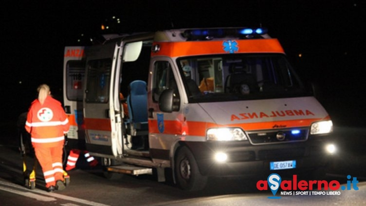 Grave incidente tra Quadrivio di Campagna ed Eboli, 23enne in codice rosso - aSalerno.it