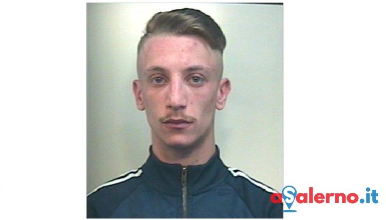 Sullo Zip con le dosi da spacciare, arrestato Alessandro Cannavò Di Salvatore - aSalerno.it