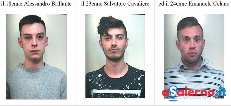 Spacciavano hashish, arrestati 3 giovanissimi a Battipaglia - aSalerno.it