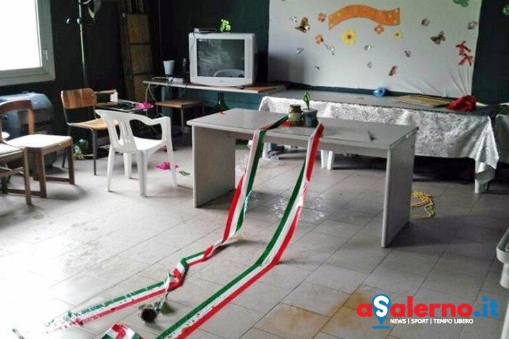 """Eboli, vandali contro """"La Casa delle Associazioni"""" – FOTO - aSalerno.it"""