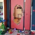 atto vandalico 3
