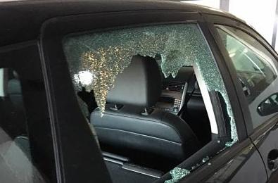 Auto danneggiate a Salerno: l'ira dei residenti - aSalerno.it