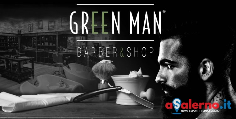 Uno spazio dedicato all'uomo moderno: tutto pronto per l'apertura del Green Man Barber&Shop - aSalerno.it