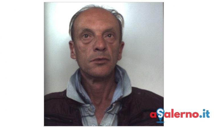 """Evade da """"Casa Speranza"""" per andare a casa della figlia, arrestato Claudio Esposito - aSalerno.it"""