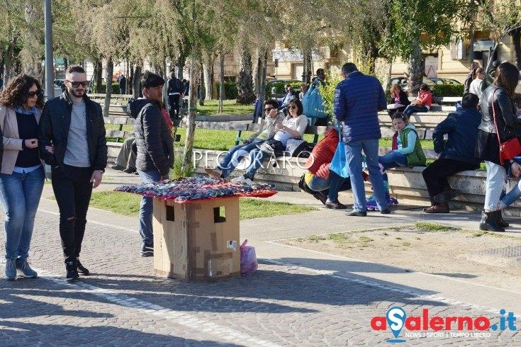 Contraffazione a Salerno: blitz sul Lungomare e nel centro storico - aSalerno.it