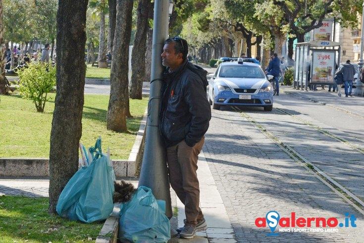 Blitz nella piazza di spaccio sul Lungomare e Daspo Urbano per due parcheggiatori abusivi - aSalerno.it