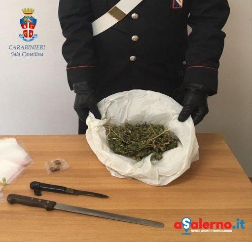 Hashish e marijuana nella camera da letto, arrestati due fratelli dai Carabinieri - aSalerno.it