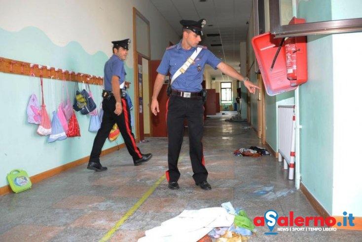 Blitz di notte nella scuola e danneggiano l'Istituto, scoperti 7 minorenni salernitani - aSalerno.it
