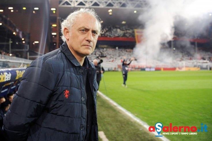 Solo 6 giornate e 4 punti: esonerato Mandorlini - aSalerno.it