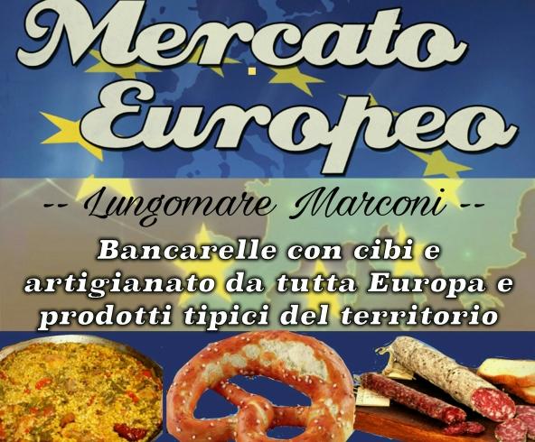 Enogastronomia e artigianato sul Lungomare Marconi, arriva il Mercato Europeo - aSalerno.it