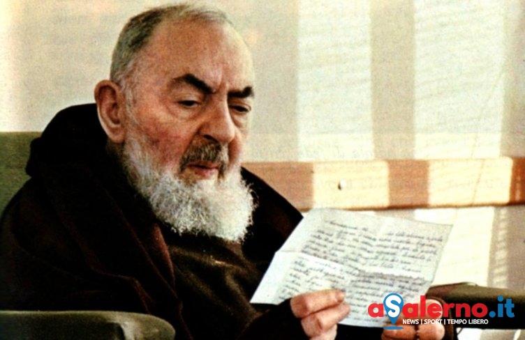 Giffoni, un libro che racconta le guarigioni di Padre Pio - aSalerno.it