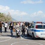 SAL - 17 04 2017 Salernoi lungomare controlli anti-abusivii foto Tamnopress