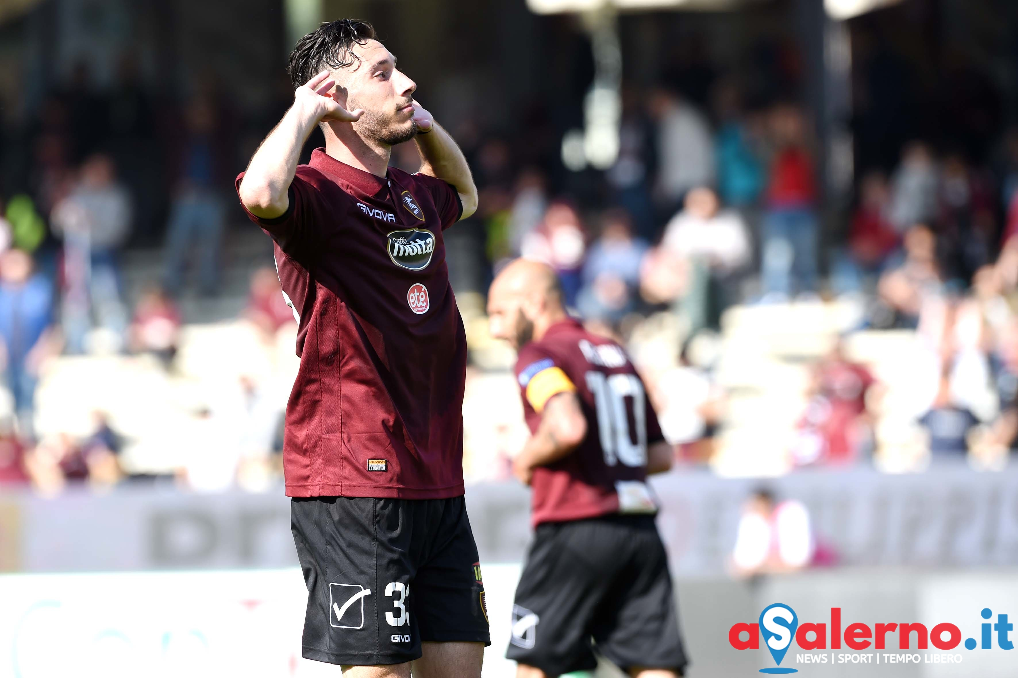 Serie B, Salernitana-Latina 2-1: pagelle e highlights. Diretta